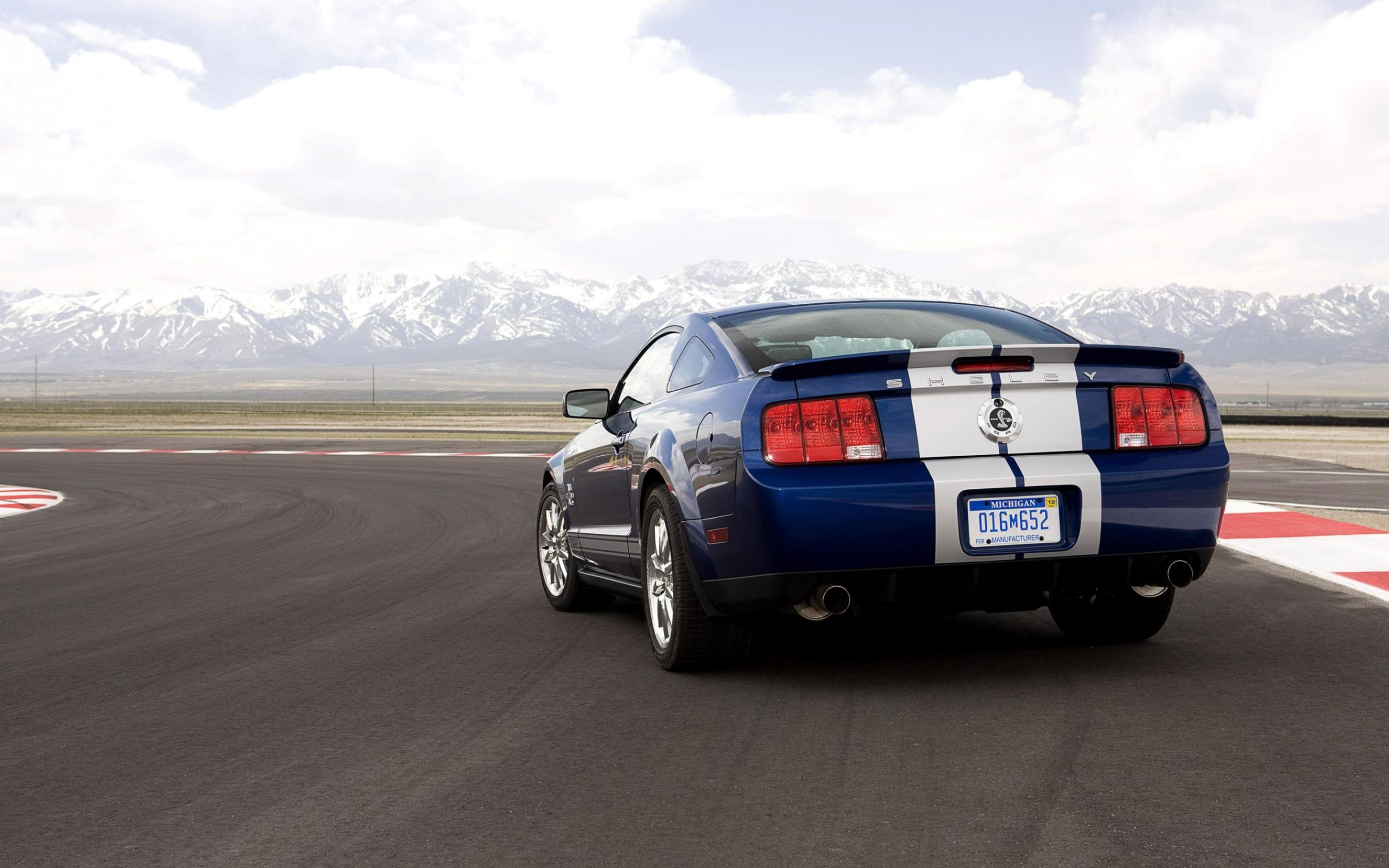 Download free HD 2008 Ford Shelby GT500KR Wallpaper, image