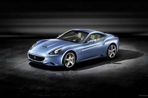 Download 2009 Ferrari California Wide Free Wallpaper on dailyhdwallpaper.com