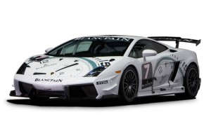 2009 Lamborghini Blancpain Super Trofeo Normal Wallpaper