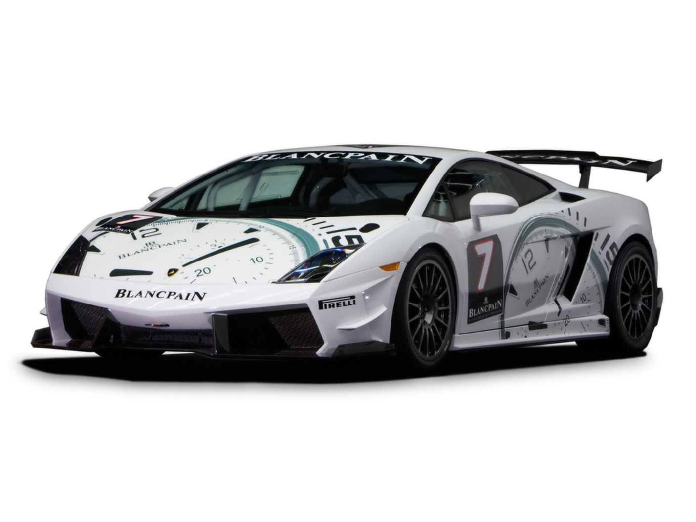 Download free HD 2009 Lamborghini Blancpain Super Trofeo Normal Wallpaper, image