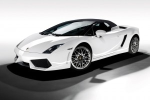 2009 Lamborghini Gallardo Lp560 4 Spyder Normal Wallpaper