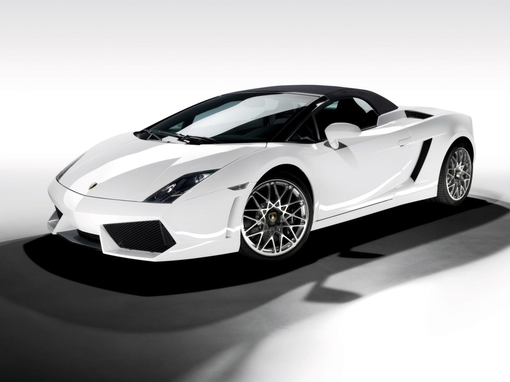 Download free HD 2009 Lamborghini Gallardo Lp560 4 Spyder Normal Wallpaper, image