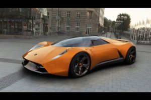 Lamborghini Insecta Concept Design Normal Wallpaper