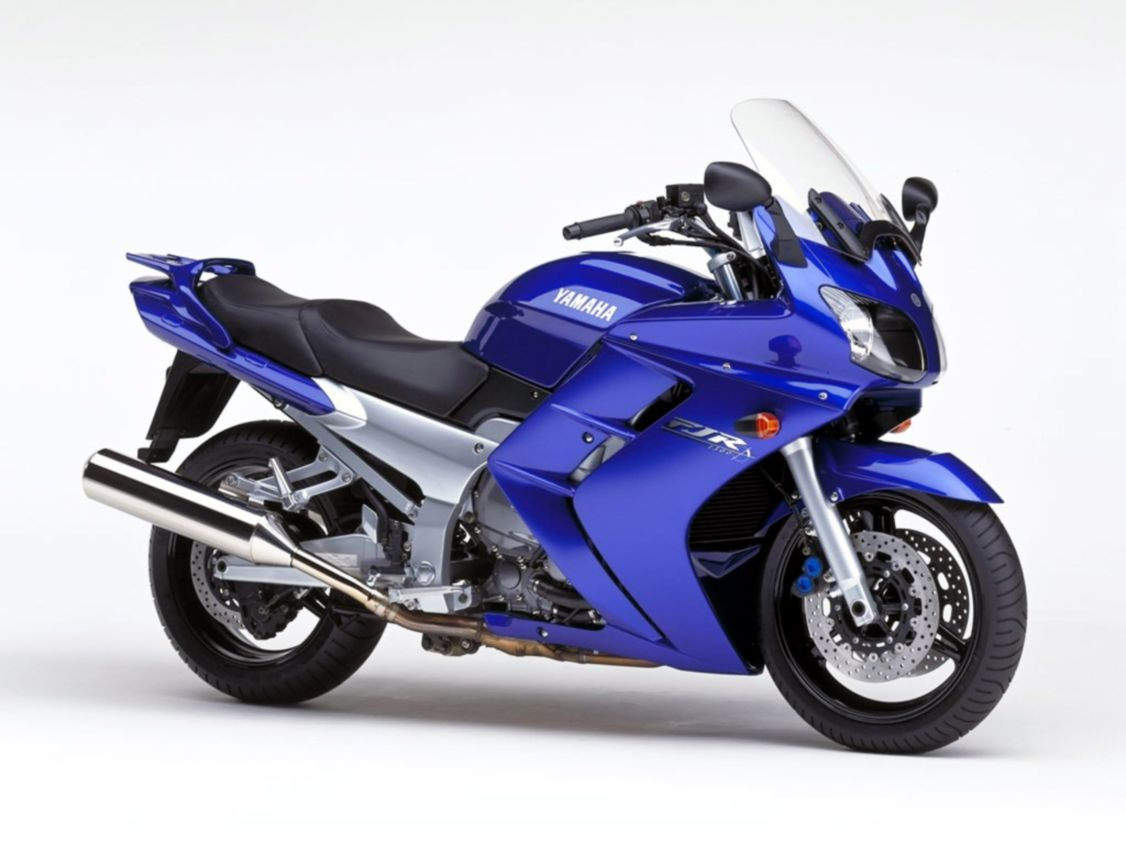 2009 Yamaha FJR1300 Motor Bike Normal Wallpaper