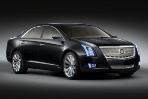 2010 Cadillac XTS Platinum Concept Wide Wallpaper