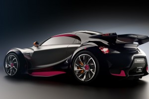 2010 Citroen Survolt Concept 2 Wide Wallpaper