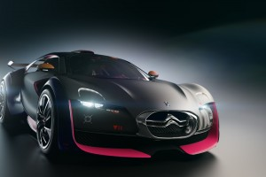 2010 Citroen Survolt Concept Wide Wallpaper