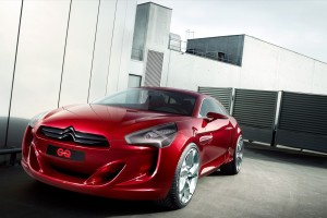 2010 Gqbycitroen Concept Car Wide Wallpaper
