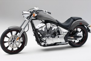 2010 Honda Fury Wide Wallpaper