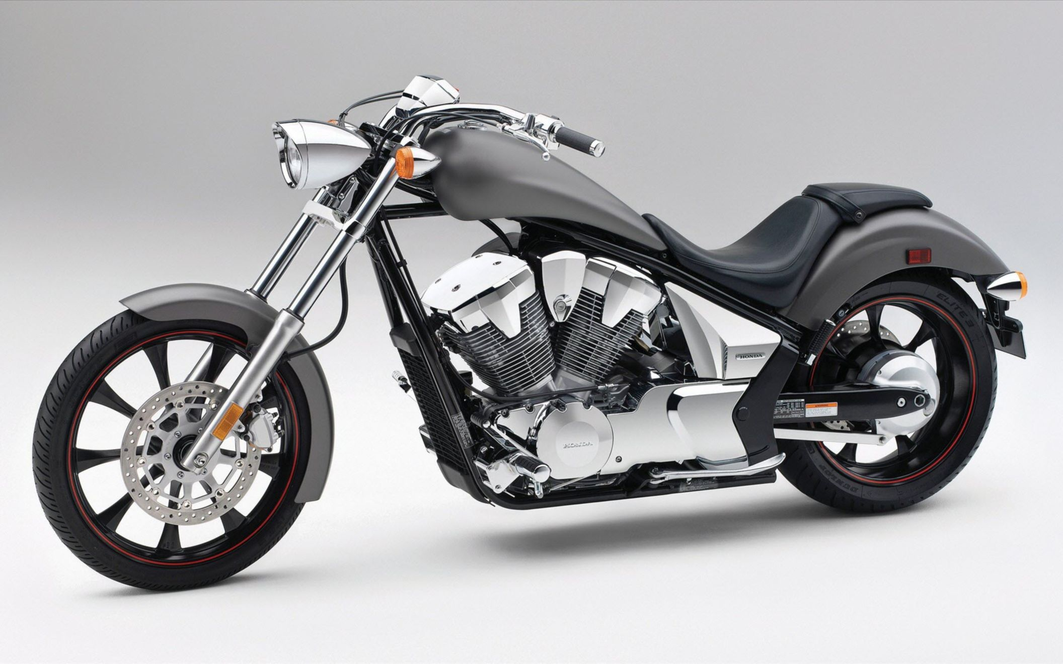 Download free HD 2010 Honda Fury Wide Wallpaper, image