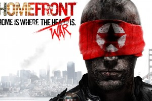 2011 Homefront Game Wide Wallpaper