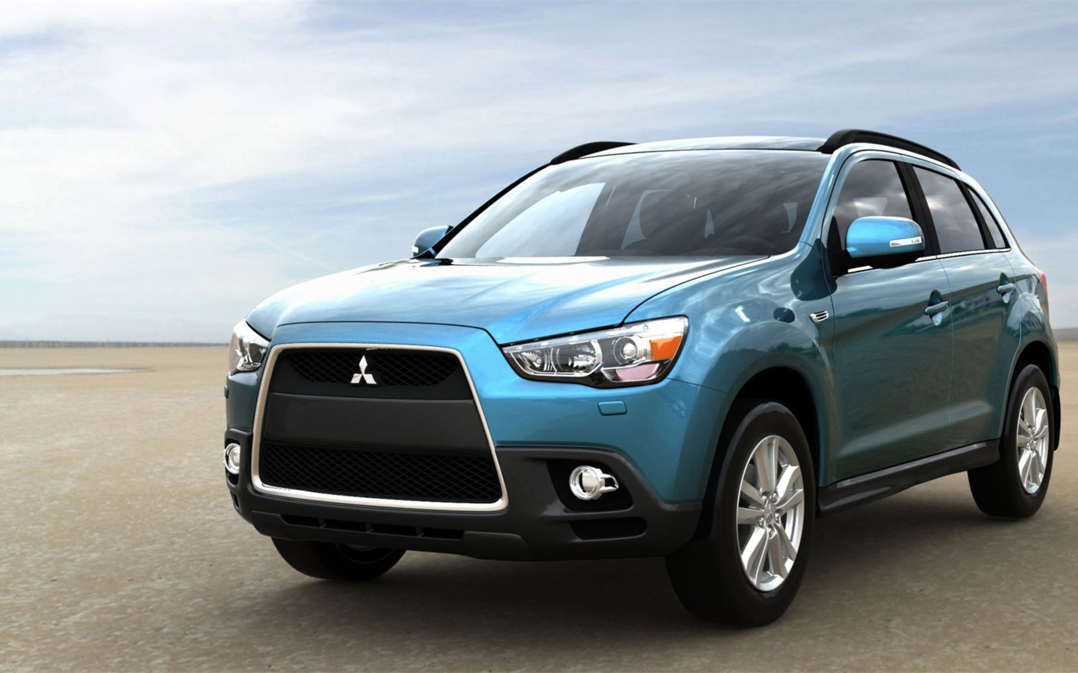 Download free HD 2011 Mitsubishi Asx Wide Wallpaper, image