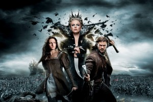 2012 Snow White The Huntsman Wide Wallpaper