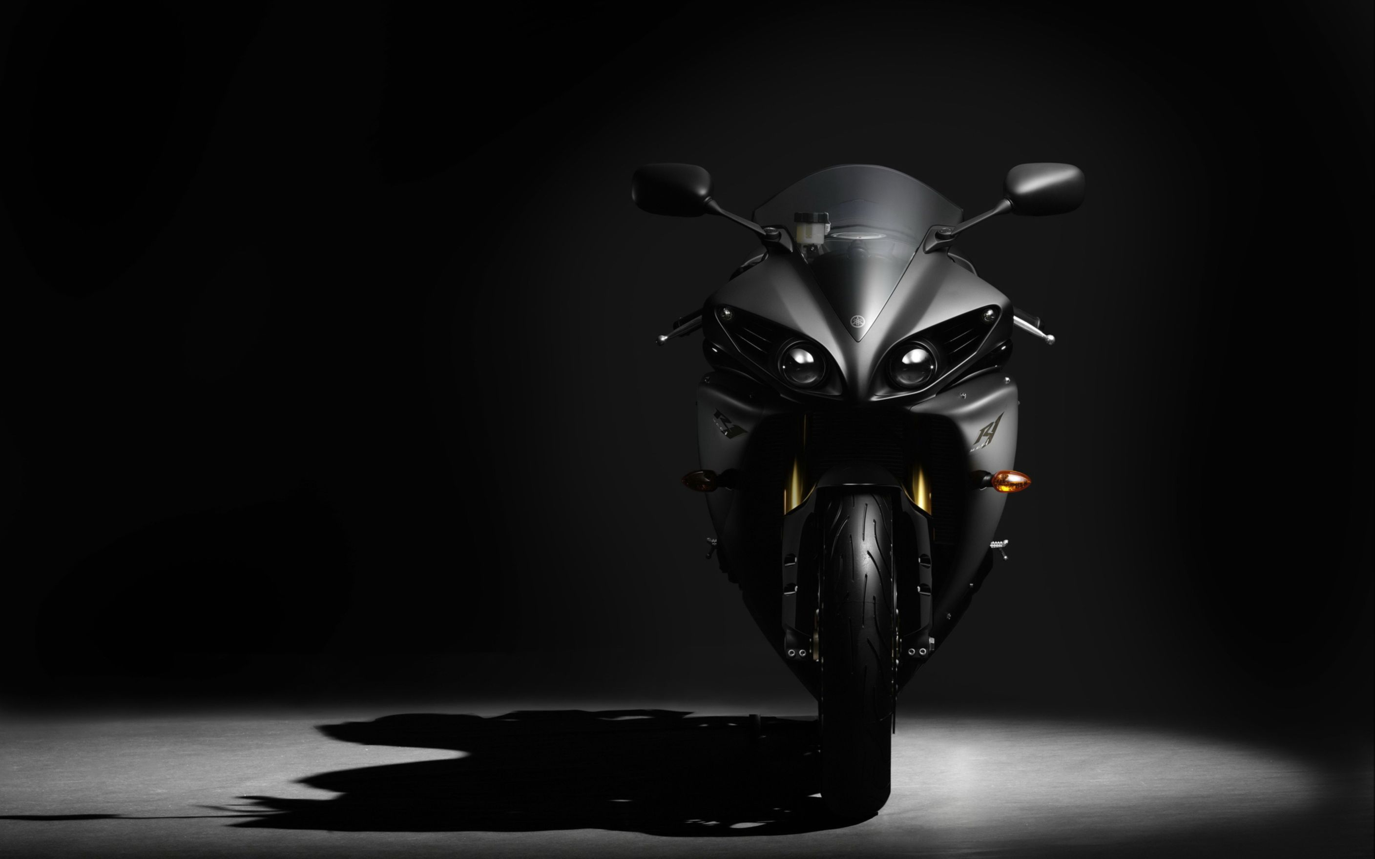 Download free HD 2012 Yamaha YZF R1 Wide Wallpaper, image
