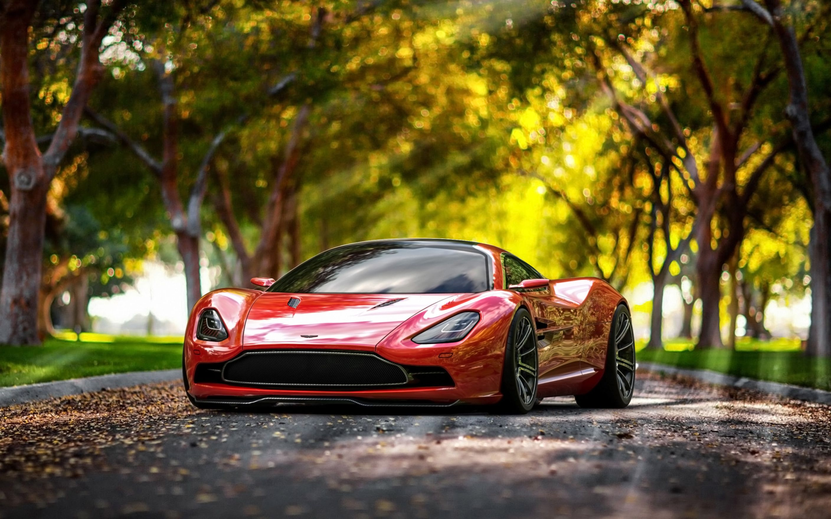 Download free HD 2013 Aston Martin DBC Concept Wide Wallpaper, image