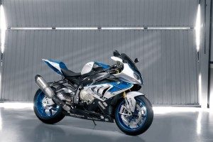 2013 BMW HP4 Bike Wide Wallpaper