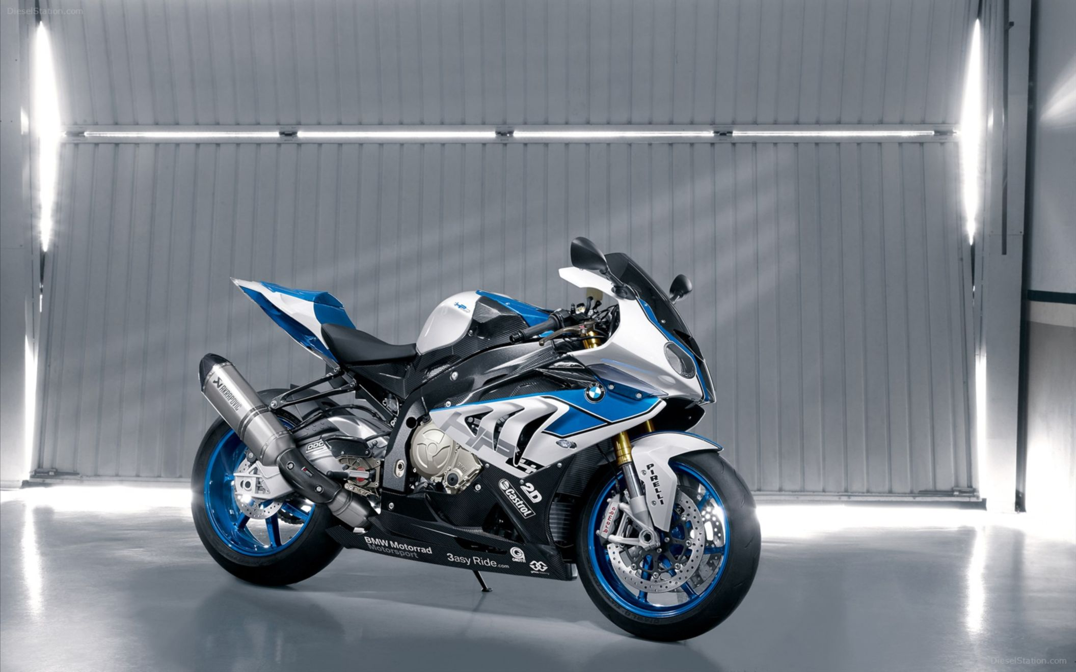 Download free HD 2013 BMW HP4 Wide Wallpaper, image