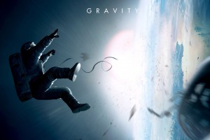2013 Gravity Movie Wide Wallpaper