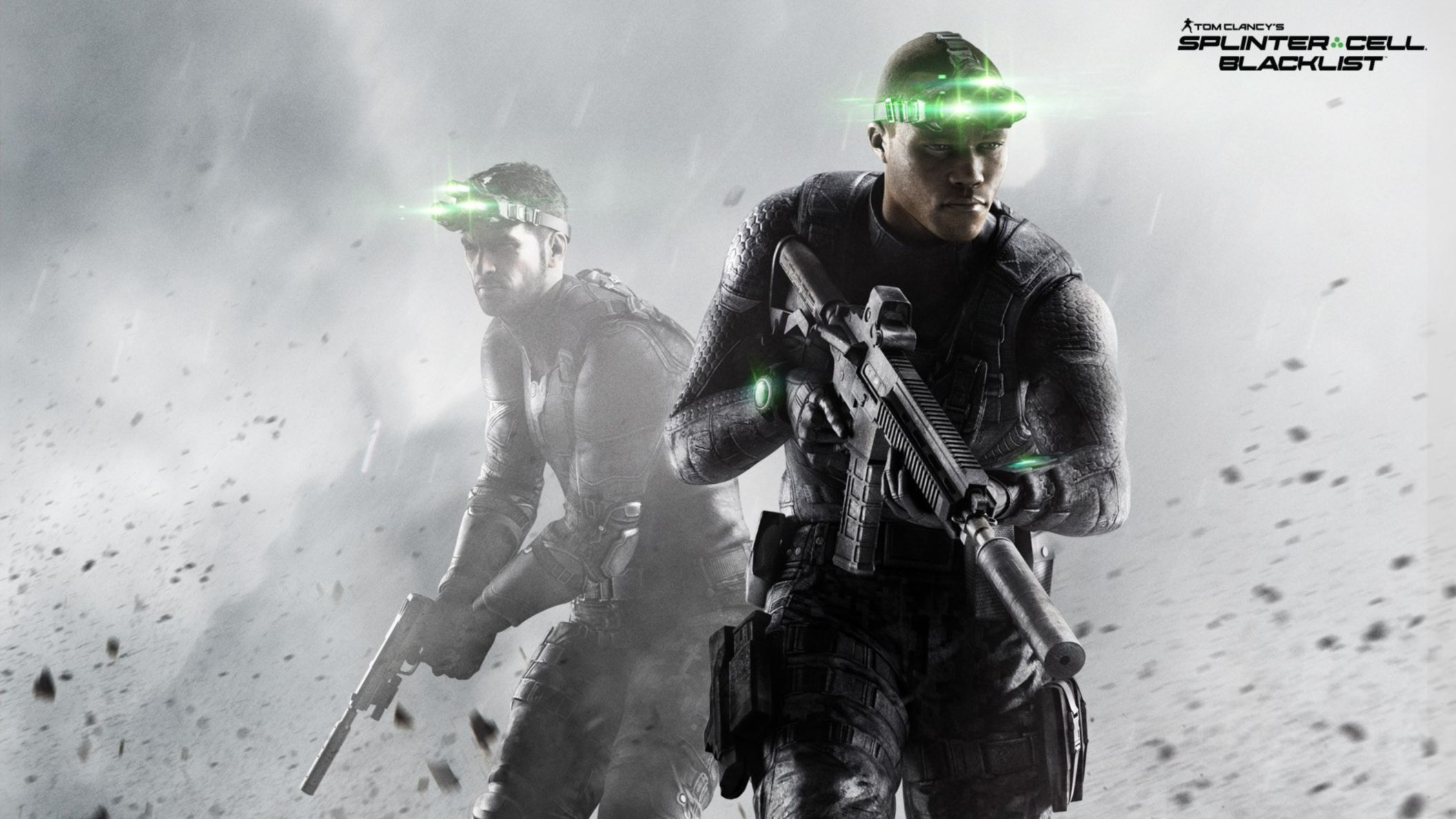 Download free HD 2013 Tom Clancys Splinter Cell Blacklist HD Wallpaper, image