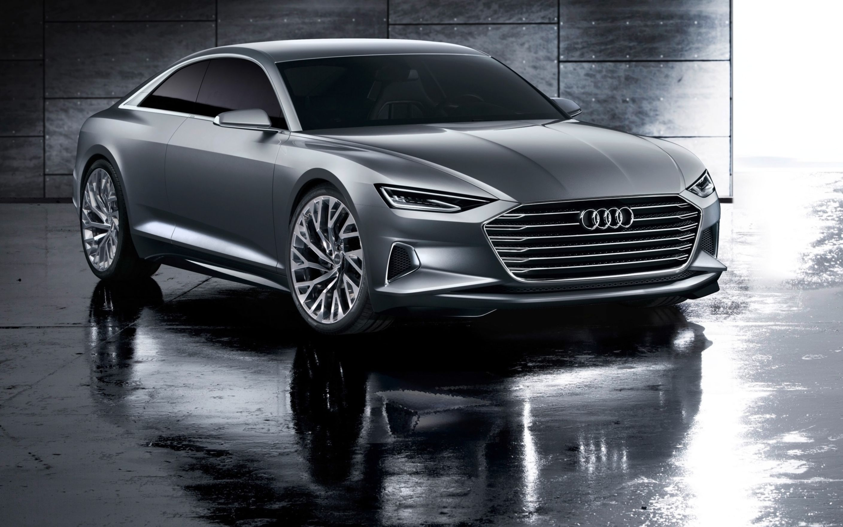 Download free HD 2014 Audi Prologue Concept Wide Wallpaper, image