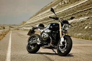 2014 BMW R Ninet Wide Wallpaper