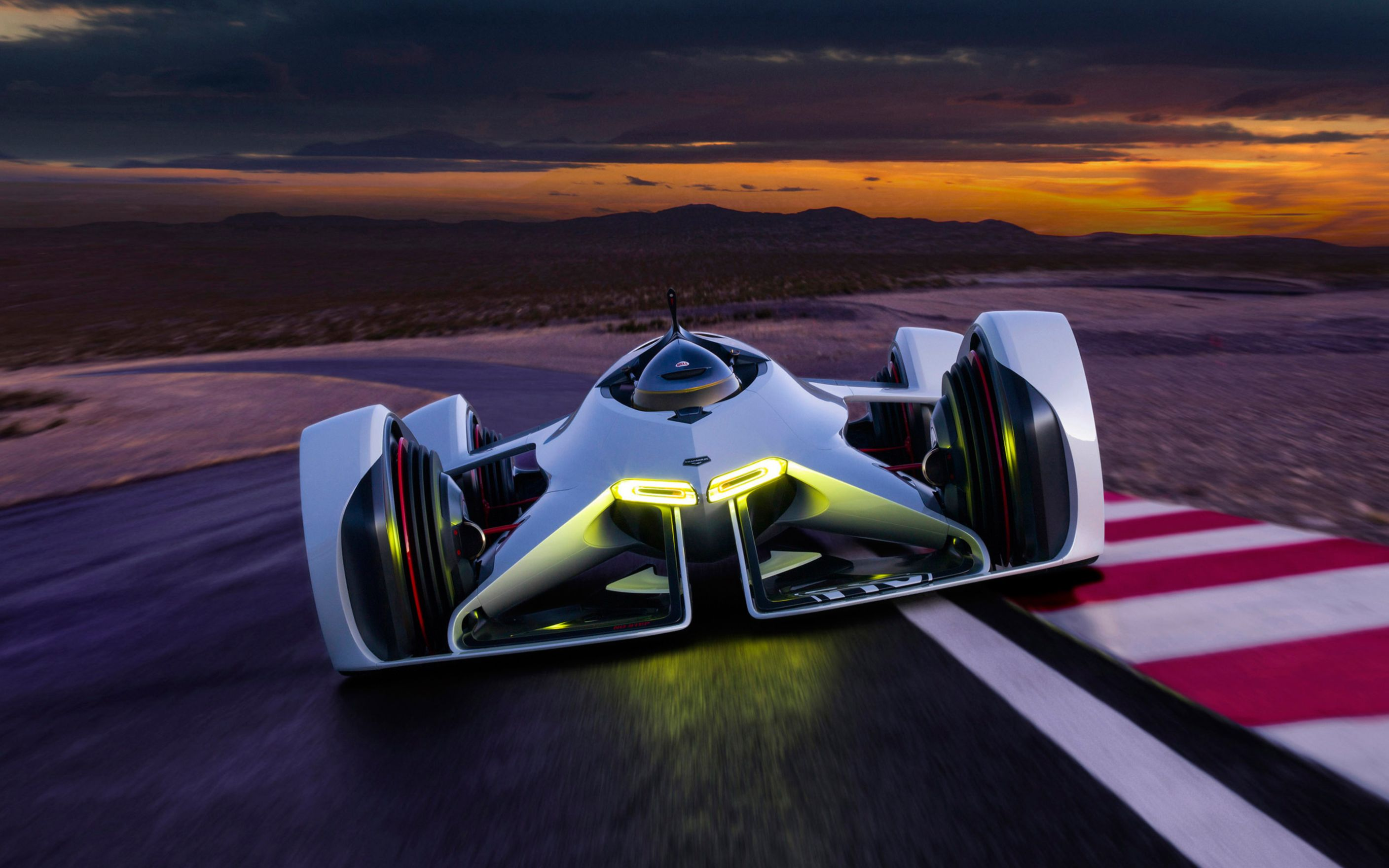 Download free HD 2014 Chevrolet Chaparral 2x Vision Gran Turismo Concept Wide Wallpaper, image