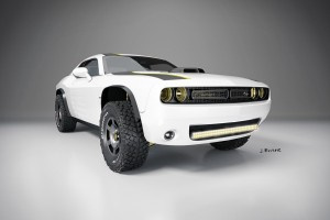 Download 2014 Dodge Challenger AT Untamed Concept Wide Wallpaper Free Wallpaper on dailyhdwallpaper.com