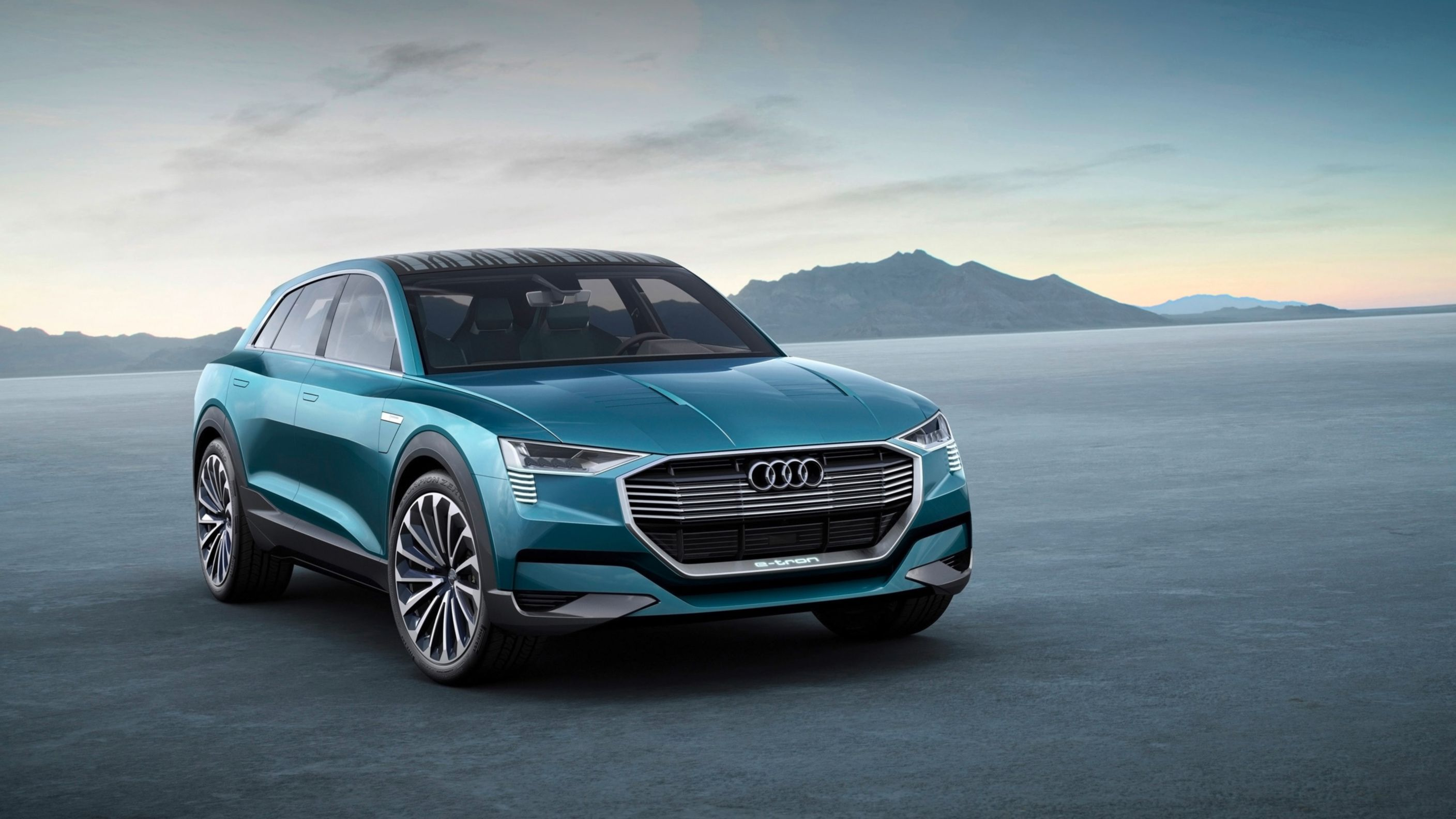 Download free HD 2015 Audi E Tron Quattro Concept HD Wallpaper, image