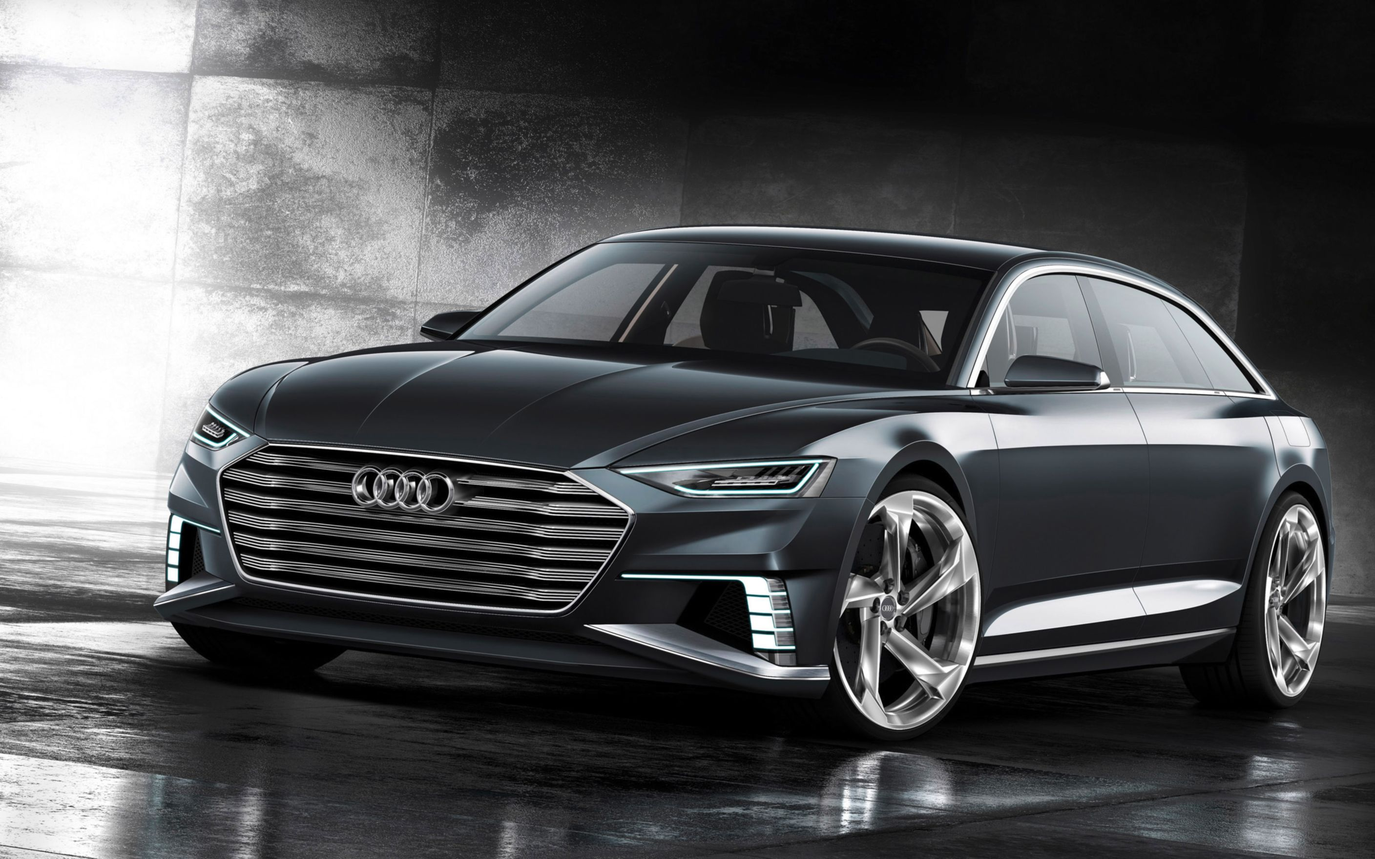 Download free HD 2015 Audi Prologue Avant Concept Wide Wallpaper, image