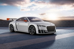 Download 2015 Audi Tt ClubSport Turbo Concept Wide Wallpaper Free Wallpaper on dailyhdwallpaper.com