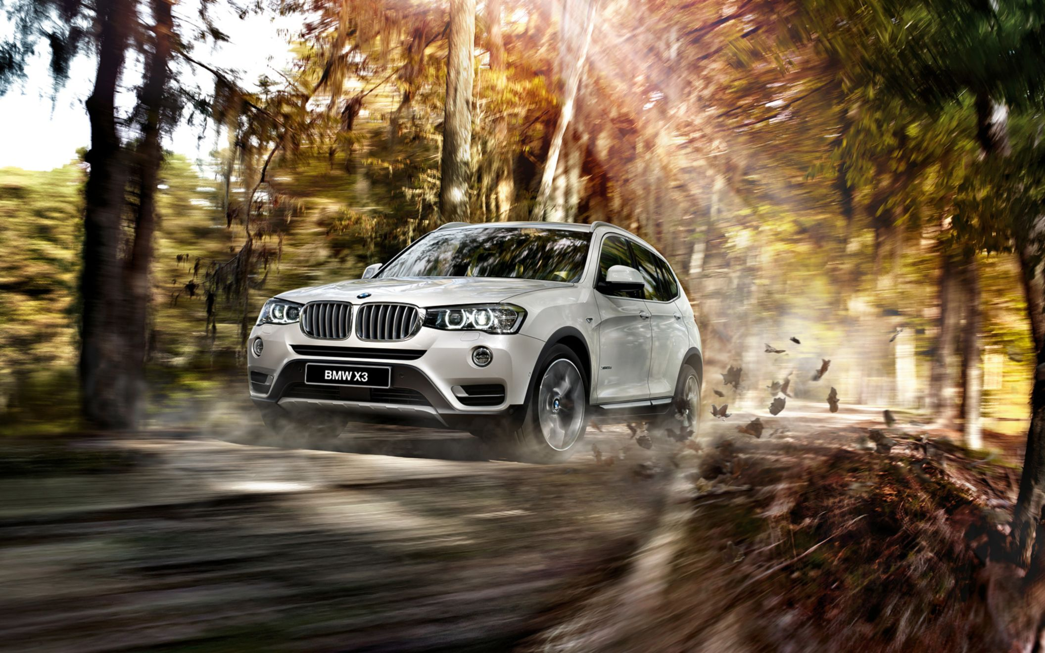 Download free HD 2015 BMW X3 F25 Wide Wallpaper, image