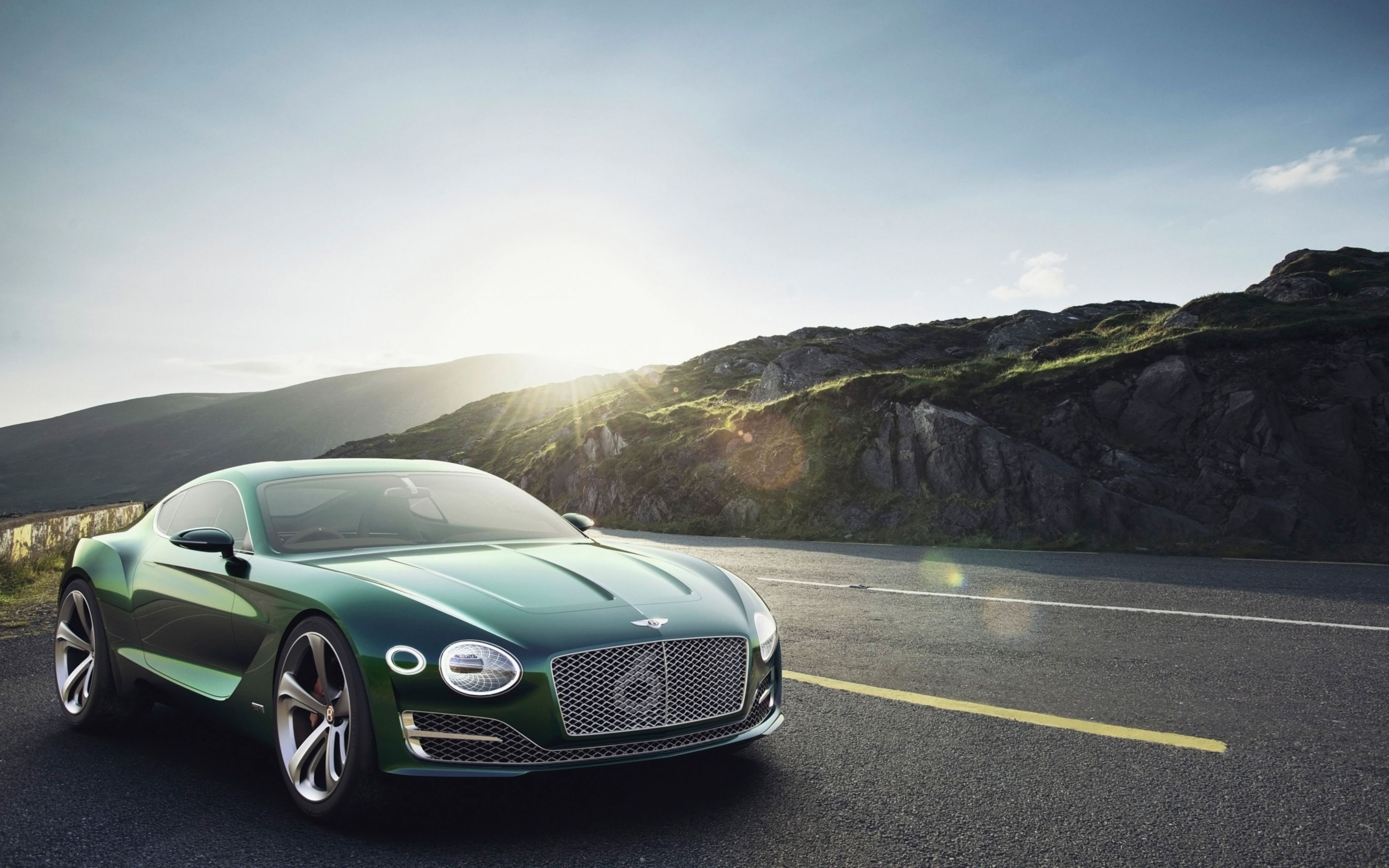 Download free HD 2015 Bentley Exp 10 Speed 6 Concept Car Wide Wallpaper, image