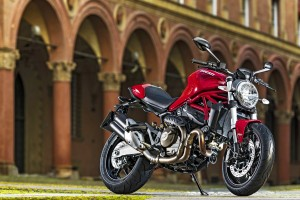 2015 Ducati Monster 821 Wide Wallpaper