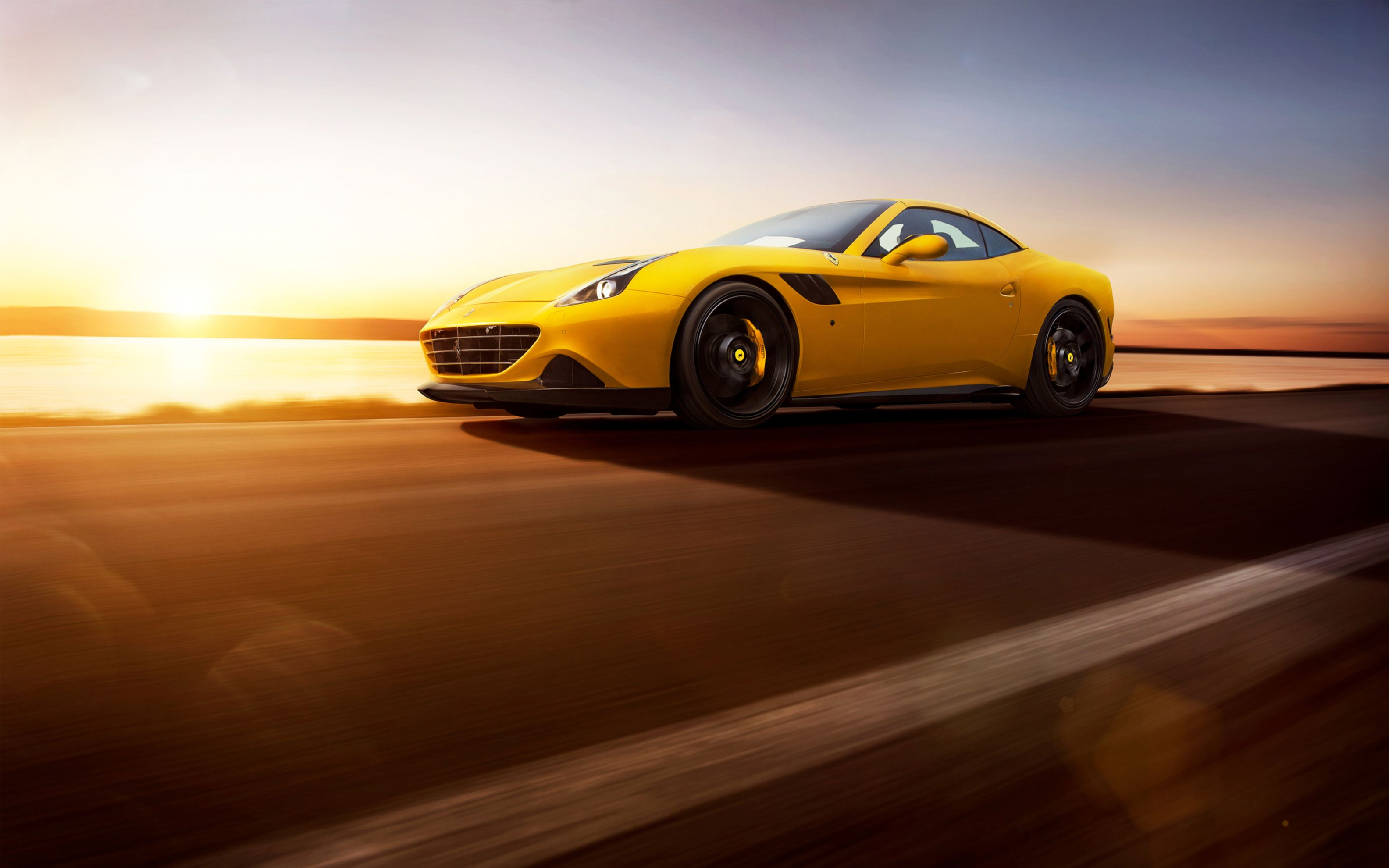Download free HD 2015 Ferrari California T Wide Wallpaper, image
