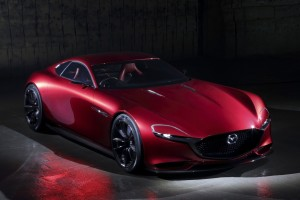 2015 Mazda RX Vision Concept Wide Wallpaper