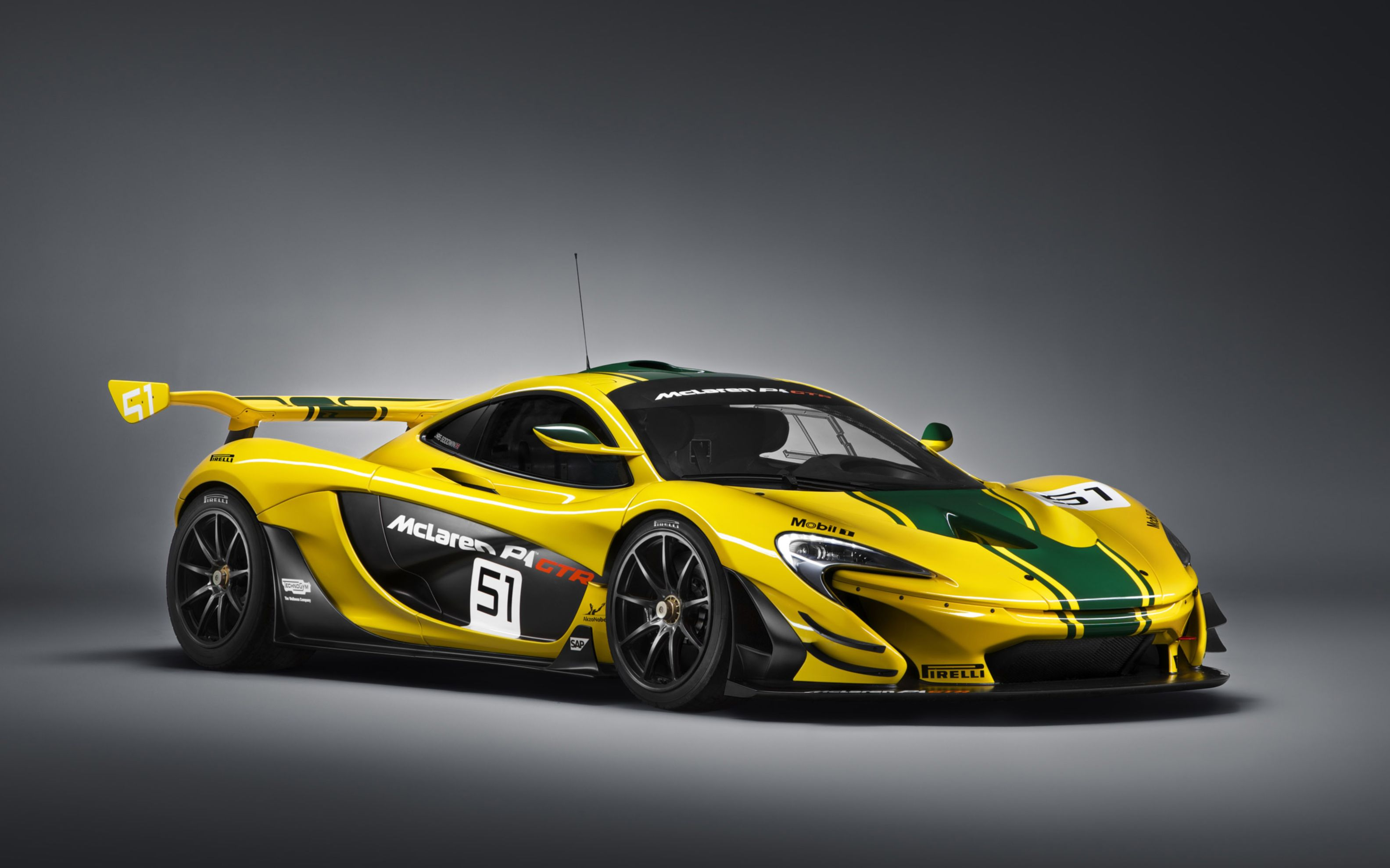 Download free HD 2015 Mclaren P1 Gtr Limited Edition Wide Wallpaper, image