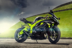 2015 Ninja ZX 6R HD Wallpaper