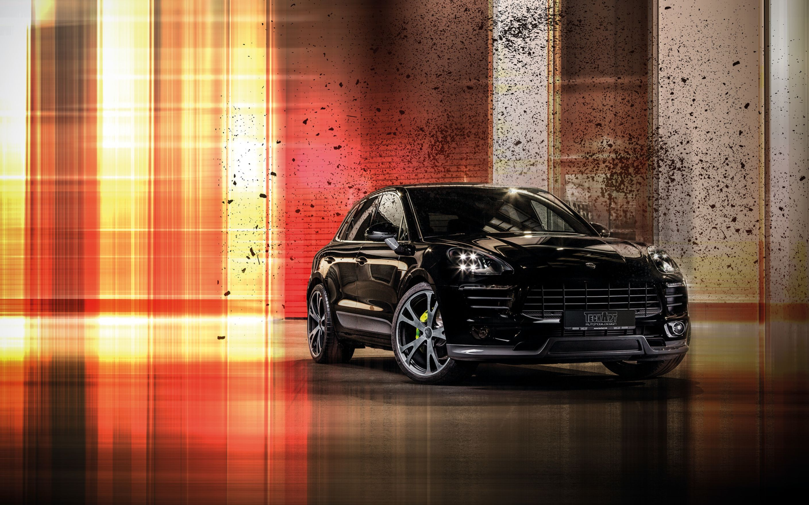 Download free HD 2015 Porsche Macan Wide Wallpaper, image