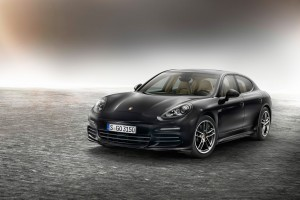 2015 Porsche Panamera Edition Wide Wallpaper