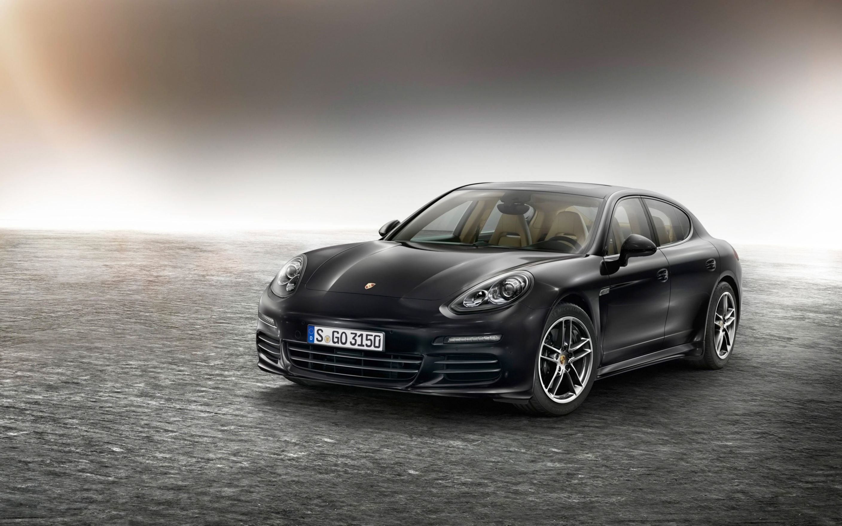 Download free HD 2015 Porsche Panamera Edition Wide Wallpaper, image