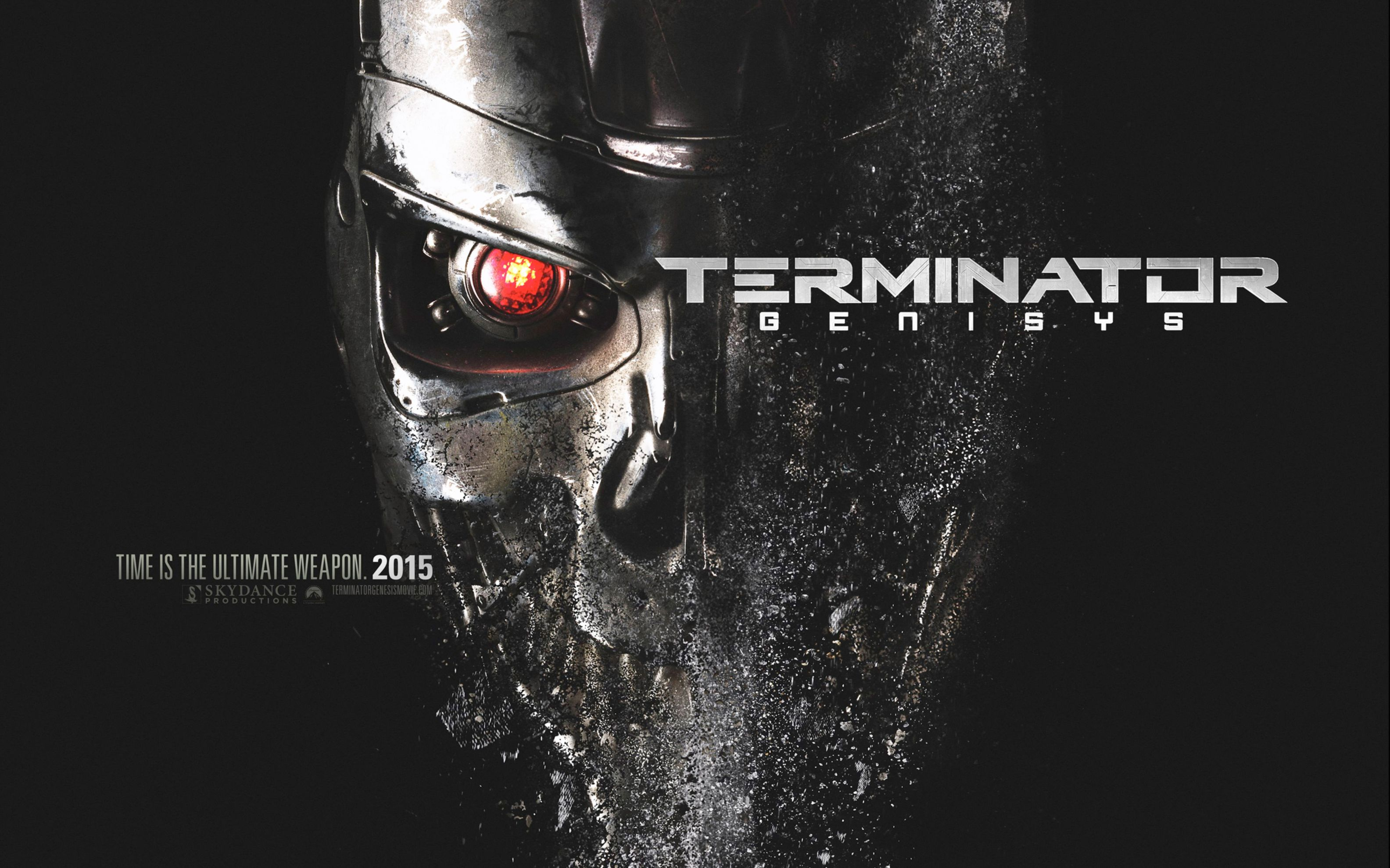 Download free HD 2015 Terminator Genisys Wide Wallpaper, image