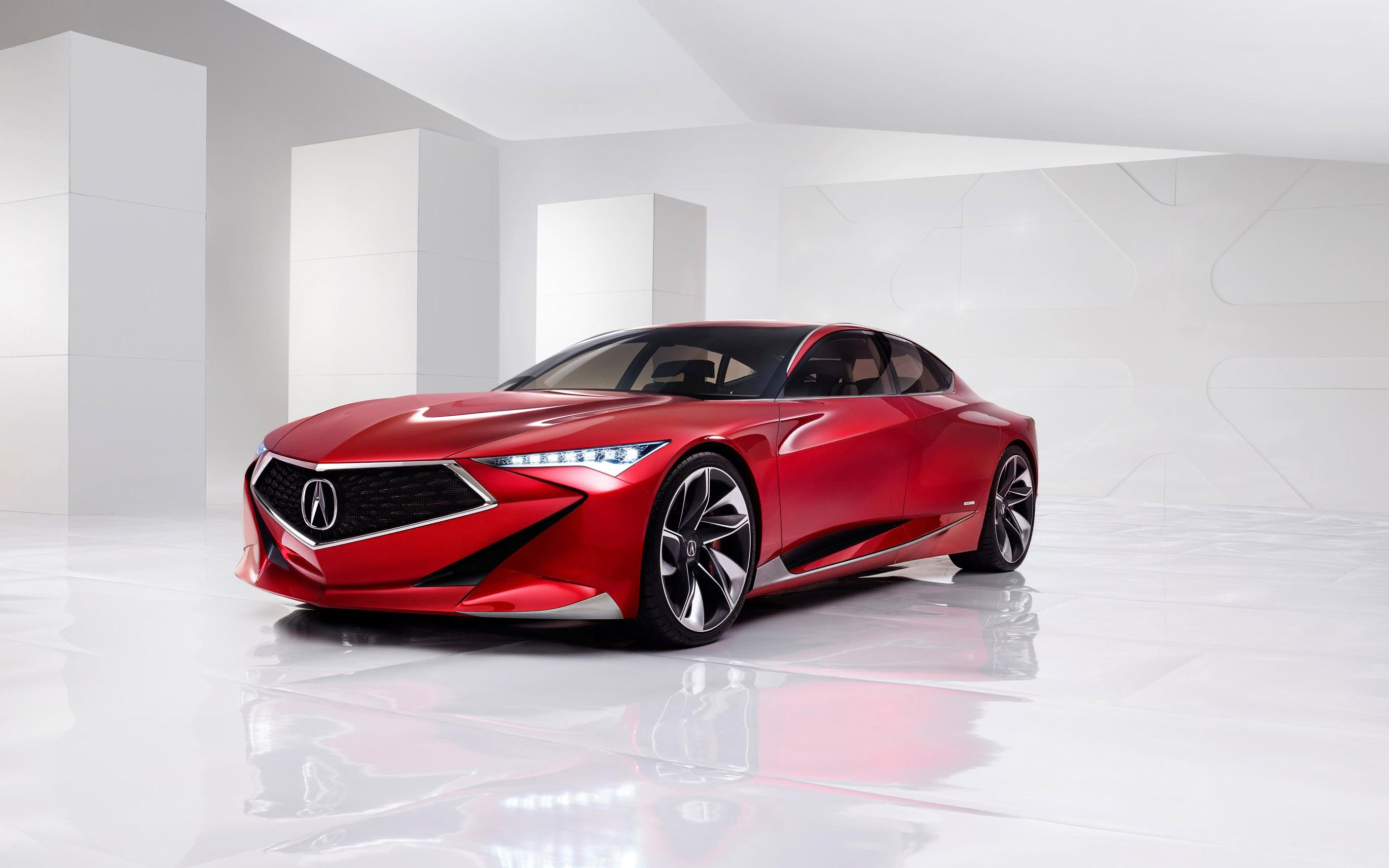 Download free HD 2016 Acura Precision Concept Wide Wallpaper, image