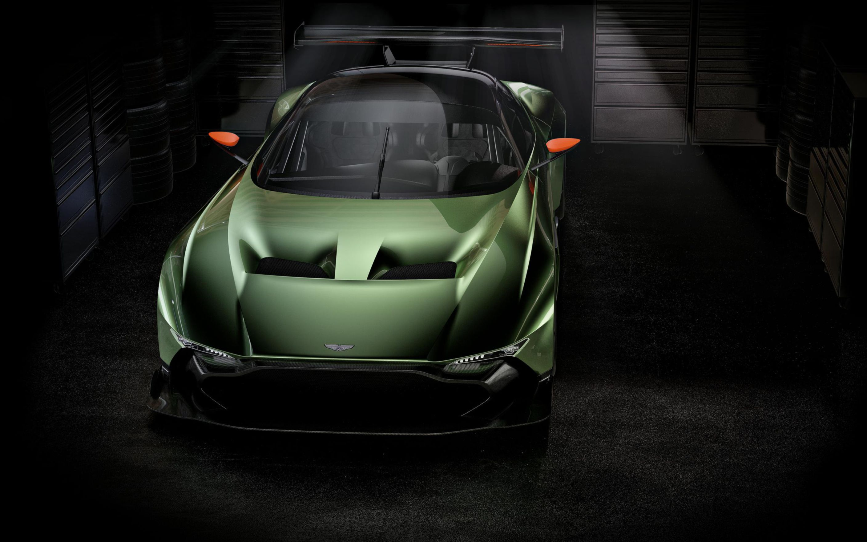 Download free HD 2016 Aston Martin Vulcan Wide Wallpaper, image