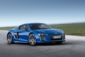 2016 Audi R8 E Tron Wide Wallpaper