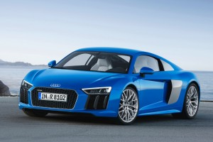2016 Audi R8 Wide Wallpaper