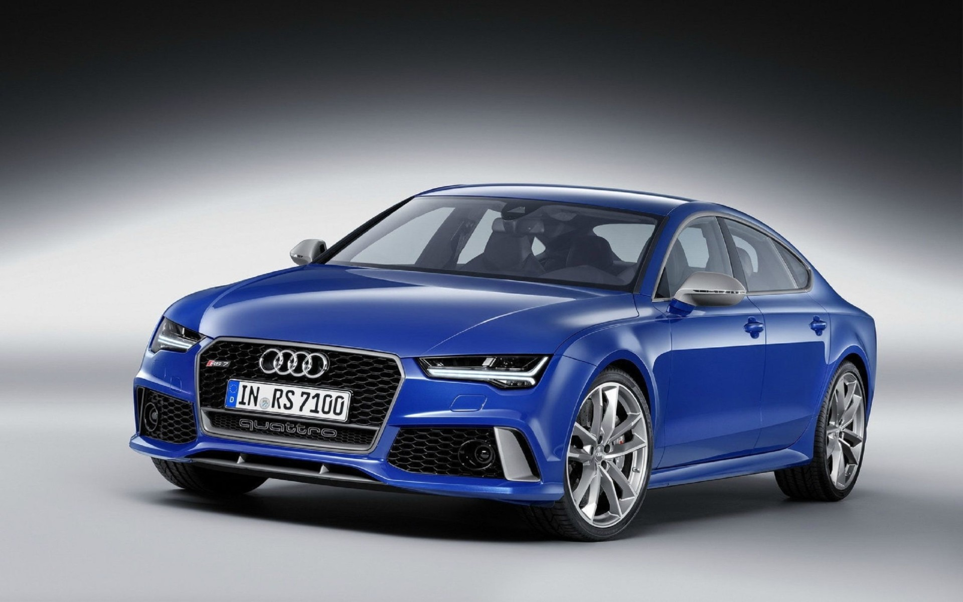 2016 Audi RS 7 Sportback Performance  Wallpaper