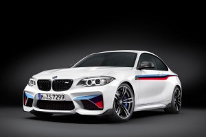 2016 BMW M2 Coupe M Performance Parts Wide Wallpaper