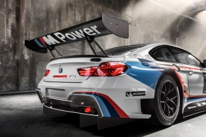 2016 BMW M6 GT3 Wide Wallpaper