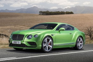 2016 Bentley Continental Gt4 Wide Wallpaper