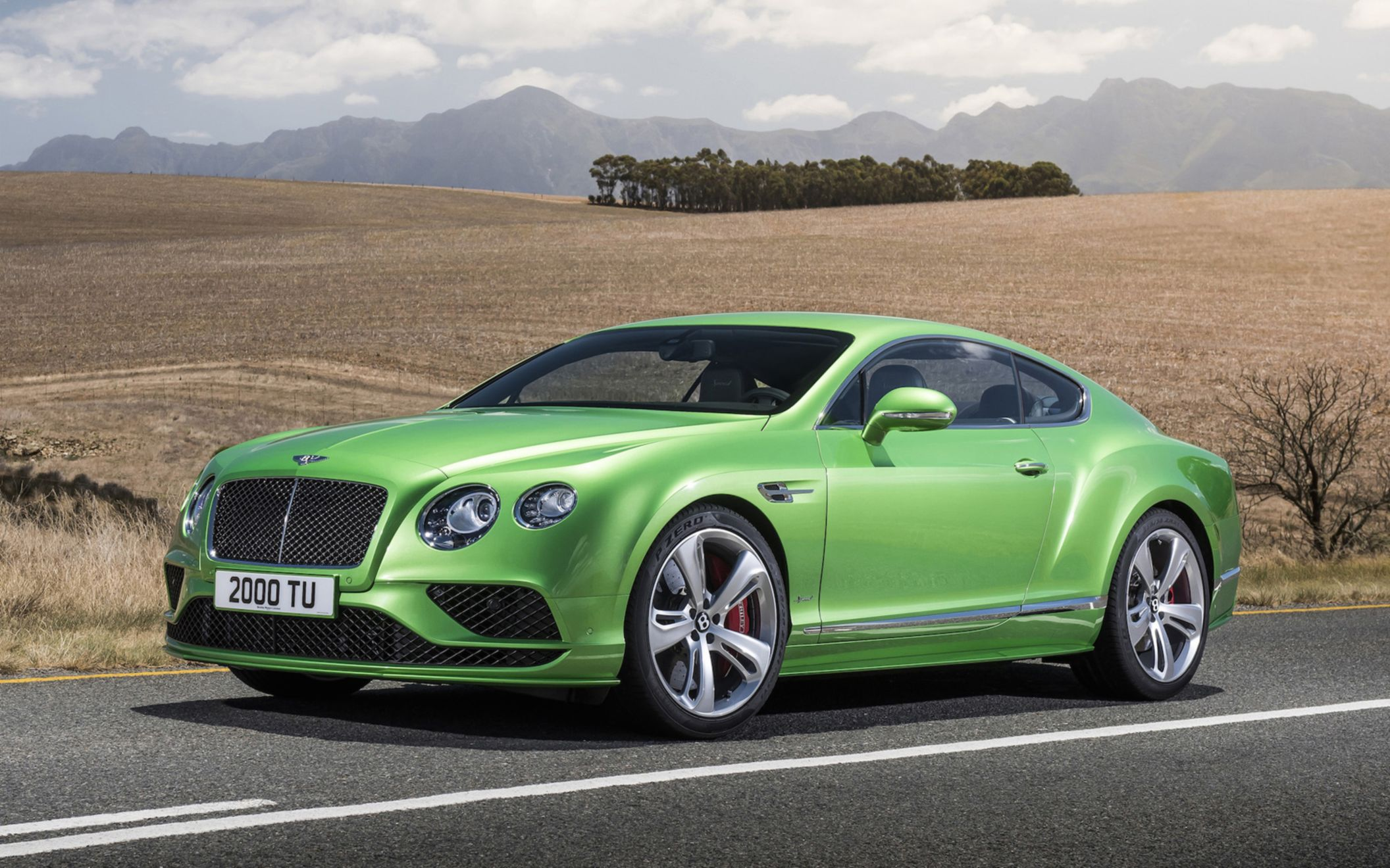 Download free HD 2016 Bentley Continental Gt4 Wide Wallpaper, image